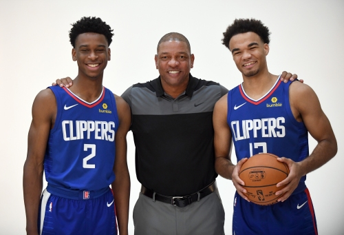 Clippers open season Oct. 17 at home against the Denver Nuggets