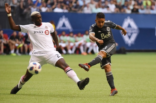 Footy Talks Podcast: Who is in Toronto FC's best XI?