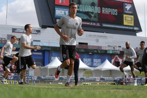 Rapids make 17-year-old midfielder from Ken Caryl the team's youngest-ever signing
