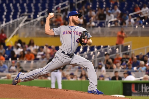 Final Score: Mets 6, Marlins 2—Big Wheel keep on turnin'