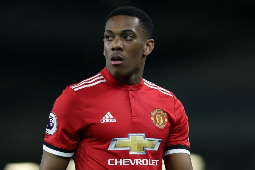 Jose Mourinho explains why he could not bring on Anthony Martial against Leicester City