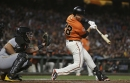 Giants fend off Pirates' comeback bid, tie season-high with 13 runs
