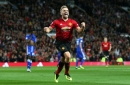 Manchester United fans love what Eric Bailly did after Luke Shaw's goal vs Leicester