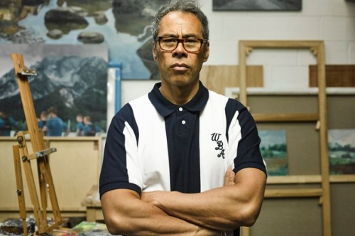 Adopted West Brom fan Tai Schierenberg on the reaction of 'Artist in Residence' - and when he'll be back at The Hawthorns