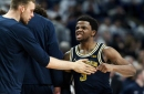 Michigan basketball practice thoughts: This is Zavier Simpson's yard