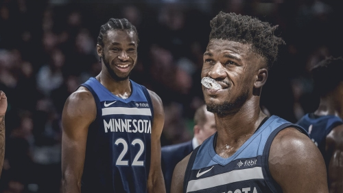 Timberwolves' Twitter shows the sign of a championship future