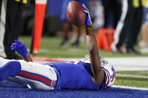 Bills vs. Panthers: five position battle updates