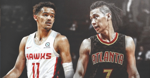 Trae Young is eager to learn from Jeremy Lin
