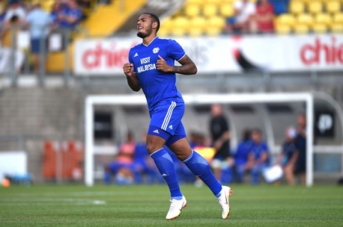Bournemouth vs Cardiff City team news: Why Kenneth Zohore is missing from the squad