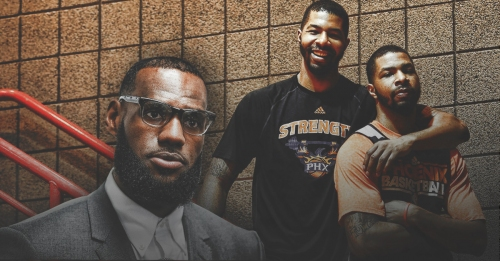 LeBron James welcomes Marcus and Markieff Morris to Klutch Sports
