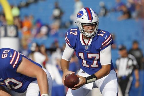Bills vs. Panthers: Josh Allen debut helps TV ratings soar
