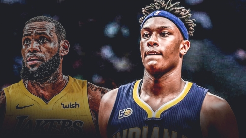 Myles Turner looking forward to a LeBron-less Eastern Conference