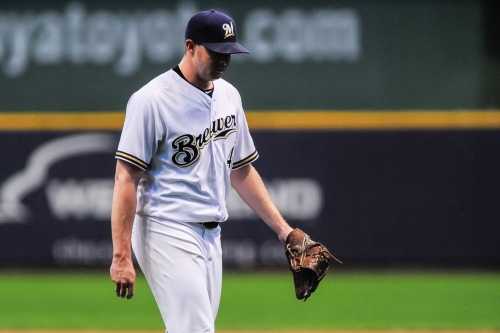 What's wrong with Corey Knebel?