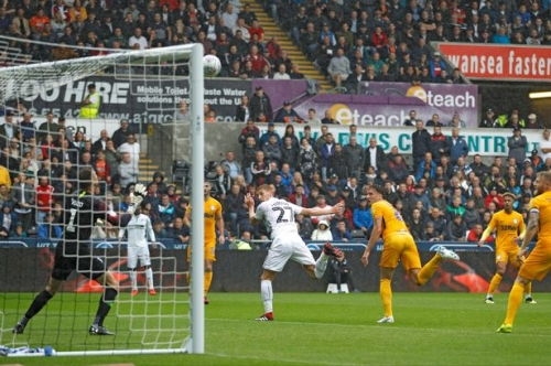 The Swansea City player ratings as debutant Joe Rodon excels and others produce workaholic displays