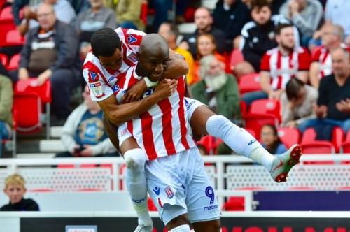 Stoke City 1 Brentford 1: 90 second verdict on lucky lucky draw for Rowett's men