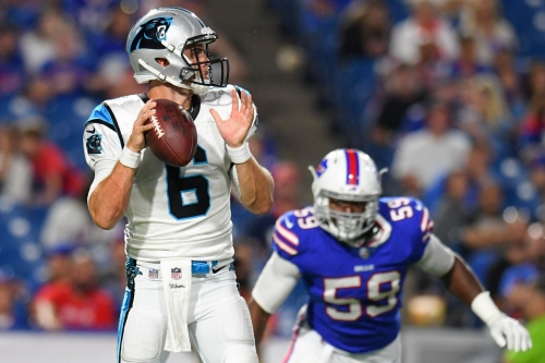 The case for Taylor Heinicke