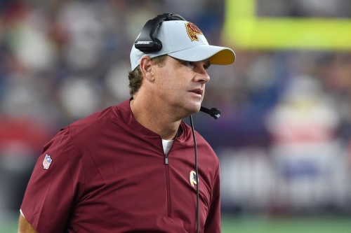 Jay Gruden Redskins Presser: We could do RB by committee this year