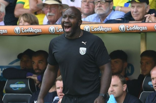 'Crazy' - Darren Moore's admission after West Brom's thrilling win at Norwich