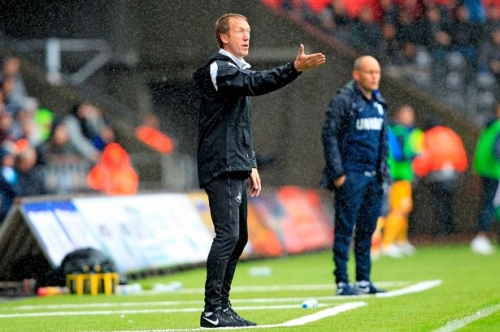 Graham Potter proud of Swansea City players and supporters as he opens up on deadline-day frustration