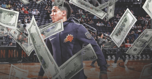 How Devin Booker can make up to 30% more than his $158M contract