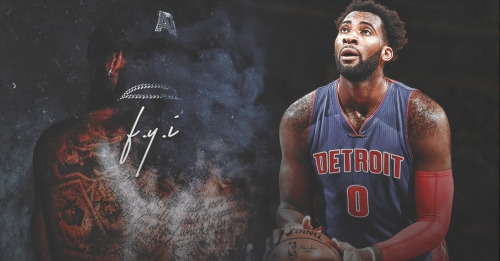 Pistons news: Andre Drummond releases debut rap EP