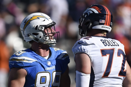 Two AFC West rivals play some preseason football tonight, here is your open thread