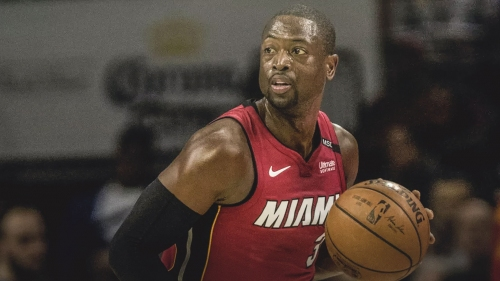 Dwyane Wade says Heat is the only NBA team he'll join this season