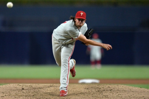 They Scored and They Won: Phillies 5, Padres 1