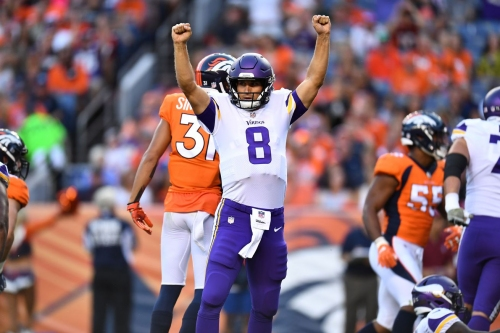 Vikings at Broncos final score: Minnesota starters impressive in 42-28 victory