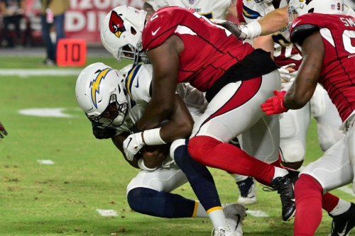 Bird Droppings: News and notes from the Arizona Cardinals win over the Los Angeles Chargers