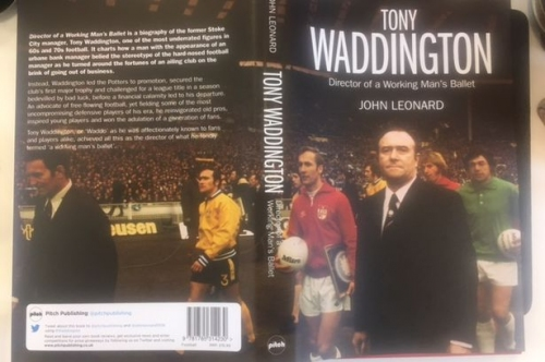 New book on the footballing evangelist who brought gold dust to Stoke City