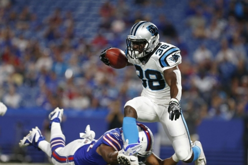 Panthers 2018 season opener countdown: 28 days to go
