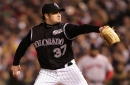 "Former Rockies pitcher Josh Fogg, the ""Dragon Slayer,"" talks roots of World Series run, Colorado's current rotation and more"