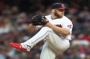 Cleveland Indians 2018: Reliever Cody Allen visits DMan's World