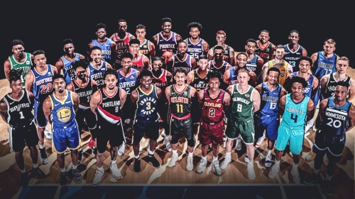 NBA Rookie photo day results in hilarious images