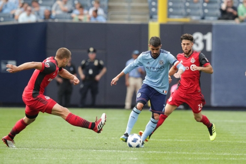 Preview: Toronto FC vs. NYCFC — David Villa comes to town