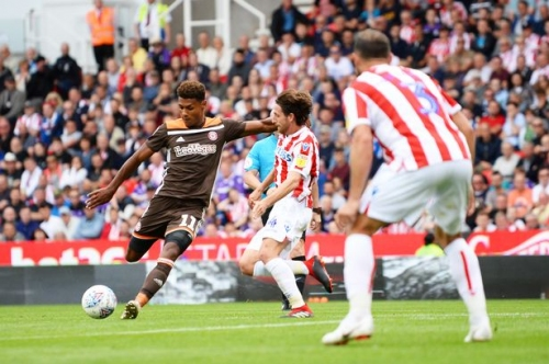 Stoke City 1 Brentford 1 Final word on how fortune favoured the meek
