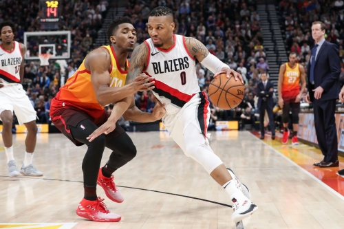 Blazers-Jazz Ranked No. 4 Christmas Day Game