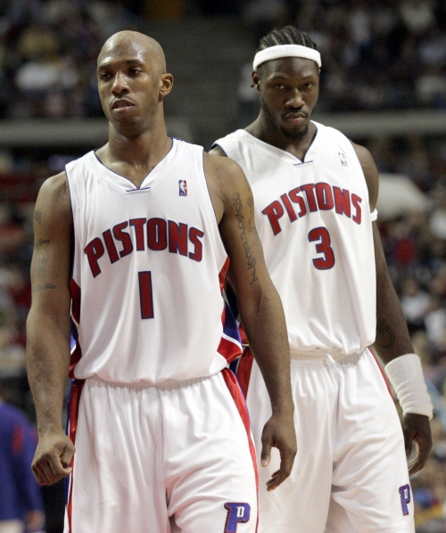 Detroit Pistons: Ben Wallace would love to see Chauncey Billups as GM
