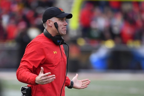 Head coach DJ Durkin placed on administrative leave by Maryland following abuse allegations