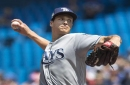 Another strong Tyler Glasnow start, but Rays fall to Blue Jays