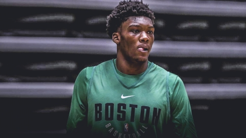 Celtics' Robert Williams should be ready for training camp after injuring knee during Summer League