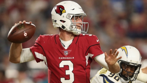 Cardinals QB Josh Rosen says preseason debut a 'step in the right direction'