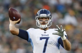 Learn new offense? Titans' Blaine Gabbert on 8th in 8 years
