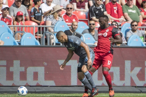 FT: Toronto FC 2-3 NYCFC — Altidore red headlines frustrating day for TFC