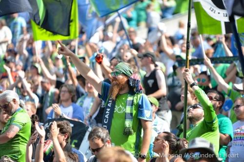Sounders vs FC Dallas: Gamethread with updates