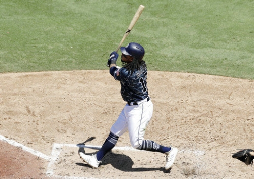 Padres rout Phillies behind Galvis' grand slam