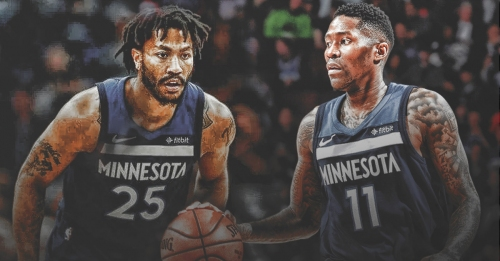 Jamal Crawford thinks Derrick Rose is still one of the best guards in the league