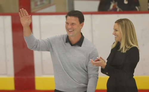 Ice Den Scottsdale renames rink after former Coyotes captain Shane Doan