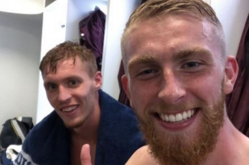 The changing room scene which perfectly encapsulates Swansea City's desire - and their need for support